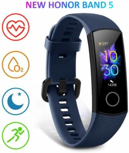 smartwatc honor band 5