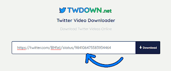 scaricare video twitter con twdown.net